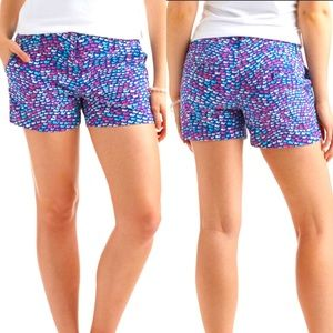 Vineyard Vines School of Whales Every Day Shorts